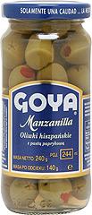 Oliwki Goya z papryką