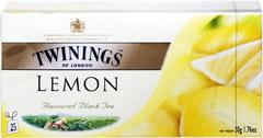 Herbata Twinings czarna cytrynowa