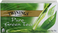 Herbata Twinings Java Green Tea