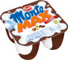 Deser Monte Max czekoladą i orzechami 4*100g Zott