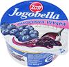 Deser Jogobella Owocowa Wyspa jagoda lub wiśnia