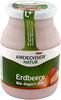 Jogurt Andechser Bio truskawkowy