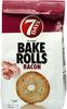 Bake Rolls Bacon