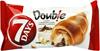 7 Days Doub!e Max Croissant z nadzieniem o smaku kakaowym i waniliowym