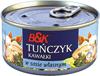Tuńczyk B&K w sosie własnym