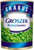 Groszek konserwowy Krakus