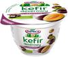 Kefir deserowy z konfiturą śliwkową