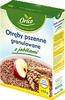 Otręby Orico z jabłkami