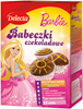 Babeczki Delecta czekoladowe Barbie
