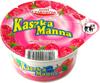 Kaszka manna z malinami