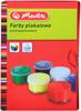 Farby plakatowe Herlitz 6 kolorów
