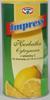 Herbatka impress cytrynowa