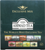 Herbat Ahmad Tea Exclusive zestaw mix 90*2g
