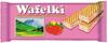 Wafle jogurtowo-truskawkowe