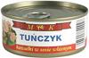 Tuńczyk MK kawałki w sosie własnym