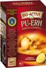 Herbata Bio-active pu-erh z sokiem cytrynowym