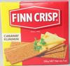 Chleb Finn Crisp chrupki żytni kminek