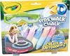 Zestaw kred Crayola 3D