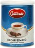 Kawa Camardo mielona bezkofeinowa