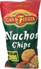 Chipsy tortilla okrągłe