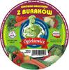 Surówka z buraka-ogórkiewicz
