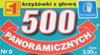 500 panoramicznych miesięcznie