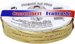 Camembert francuski