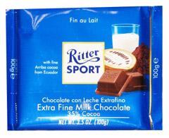 Czekolada Ritter Sport pełnomleczna