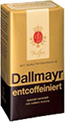 Kawa Dallmayr Entcoffeiniert mielona bezkofeinowa