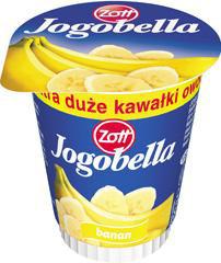 Jogurt Jogobella Exotic(różne smaki)