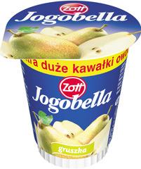 Jogurt Jogobellal mix (morela/śliwka/gruszka/ow.leś)