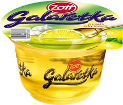 Galaretka Zott cytrynowa