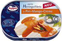 Filety śledziowe Appel w kremie piri-mango