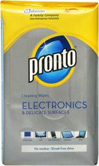 Chusteczki Pronto electronics