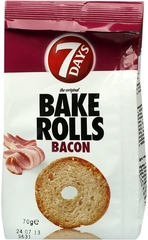 Bake Rolls Bacon