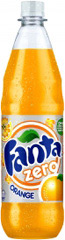 Fanta Zero pomarańczowa 1l