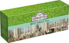 Herbata Ahmad Tea Green Tea Mint