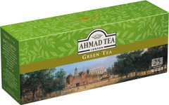 Herbata Ahmad Tea Green
