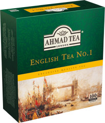 Herbata Ahmad Tea English Tea No.1