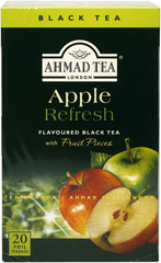 Herbata Ahmad Tea Apple Refresh