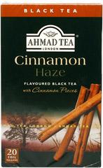 Herbata Ahmad Tea Cinnamon Haze