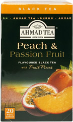 Herbata Ahmad Tea Peach & Passion Fruit