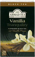 Herbata Ahmad Tea Vanilla Tranquility