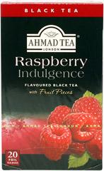 Herbata Ahmad Tea malinowa