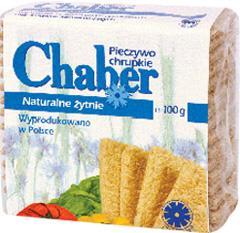 Pieczywo Chaber żytnie