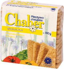 Pieczywo Chaber wykwintne