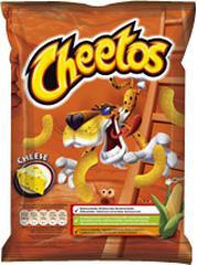 Chipsy cheetos serowe