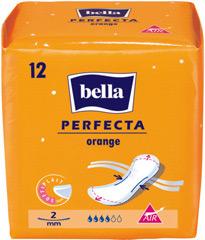Podpaski Bella Perfecta Orange