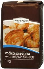 Mąka pszenna wrocławska Piotr i Paweł