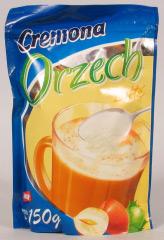 Cremona latte orzechowa